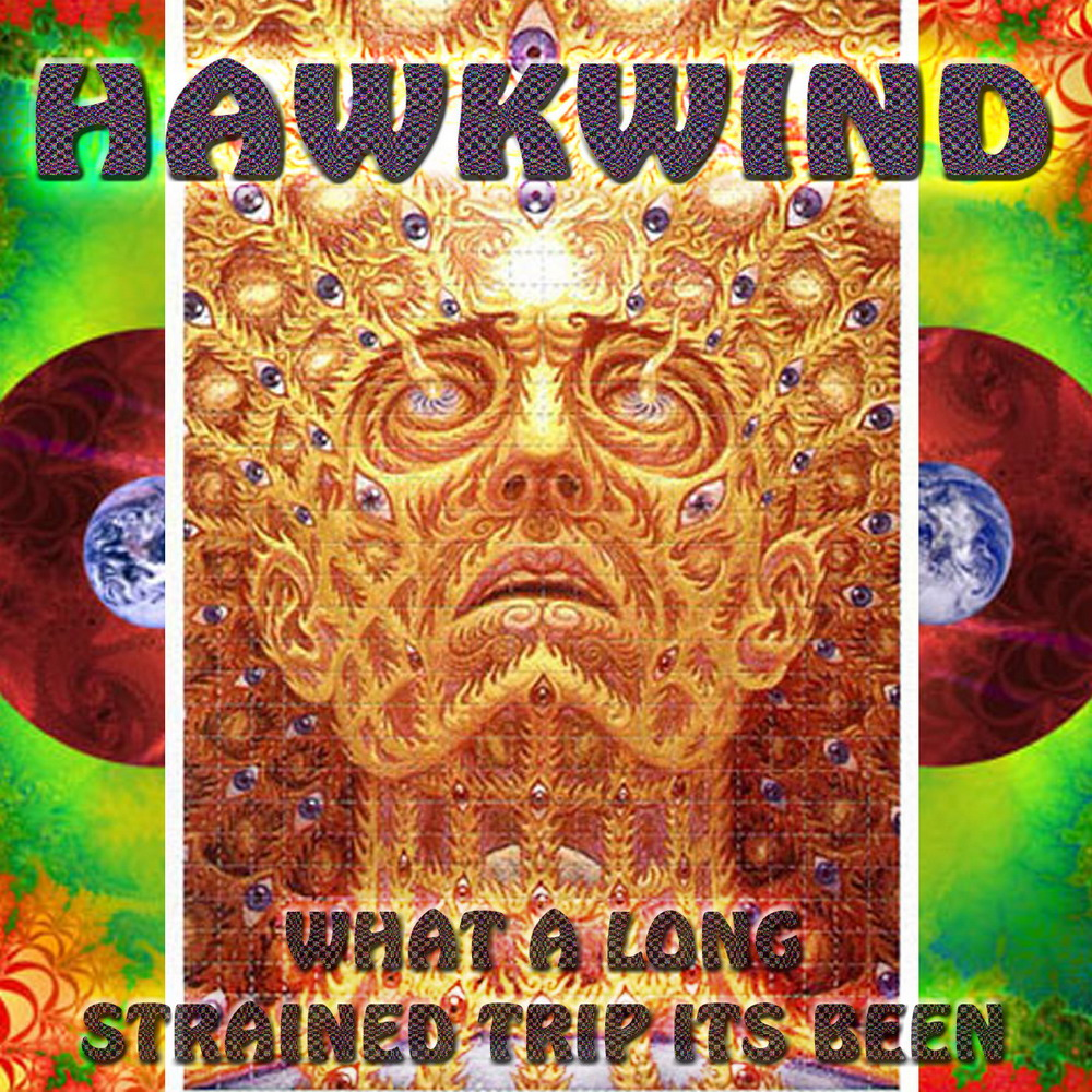 Hawkwind - Motorway City