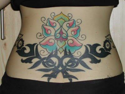 Girls Tattoo Designs Lower Back. Girl Tattoo Ideas On Back.