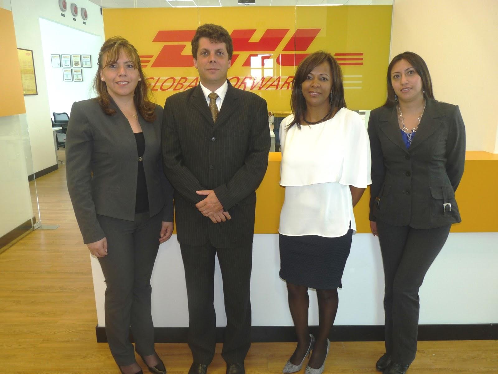 Busport noticias empresariales for Oficinas dhl valencia
