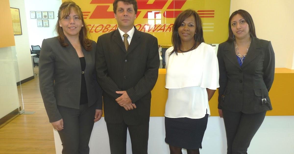 Busport noticias empresariales for Oficinas dhl colombia
