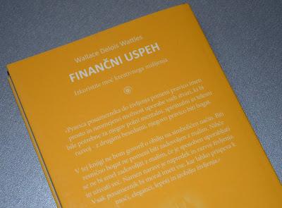 Knjiga Finančni uspeh