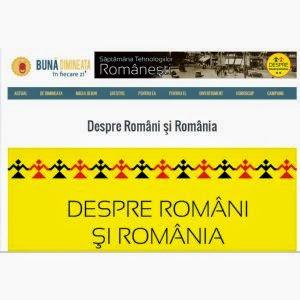 Despre Romani si Romania