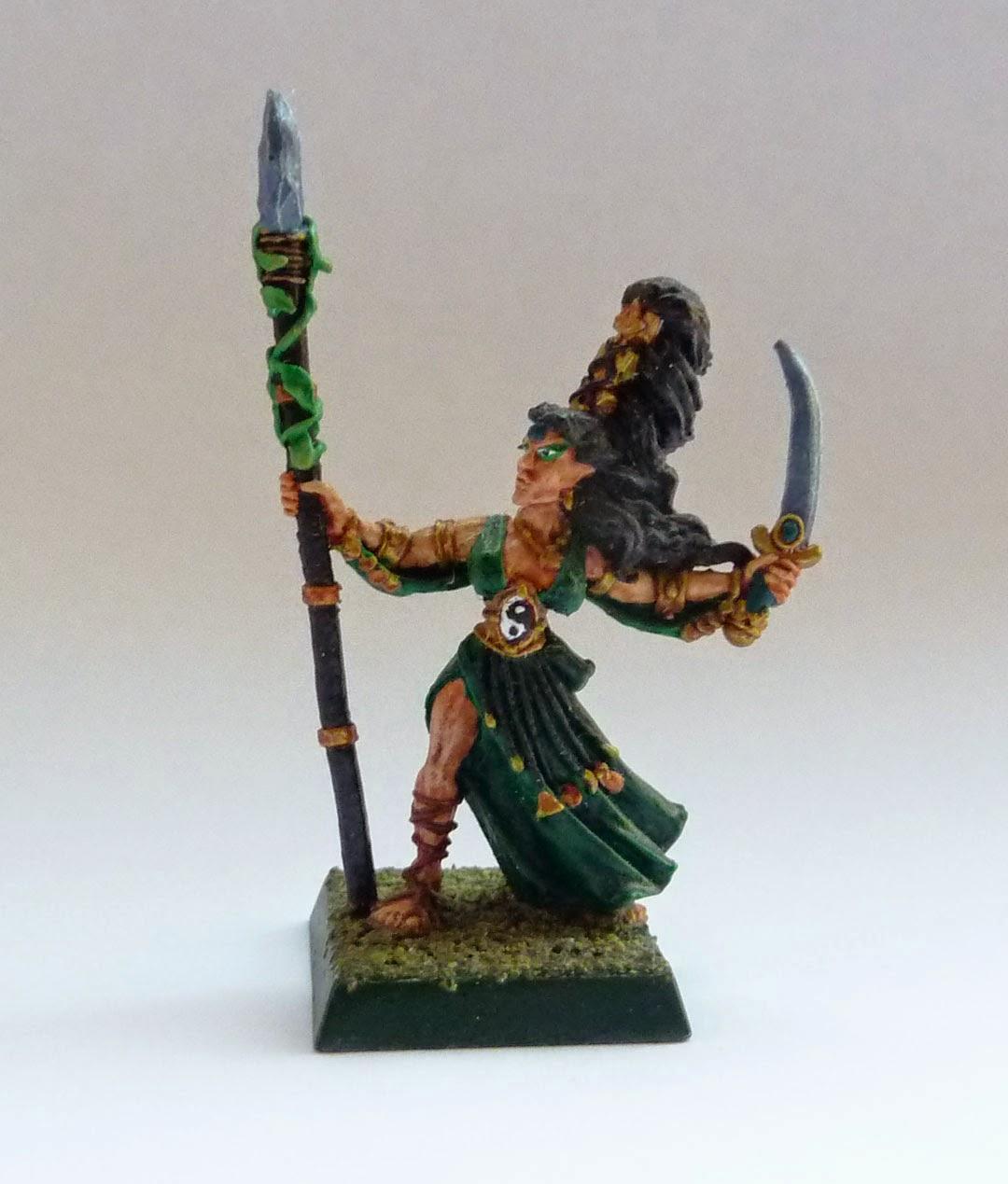 Wood Elf Spellsinger