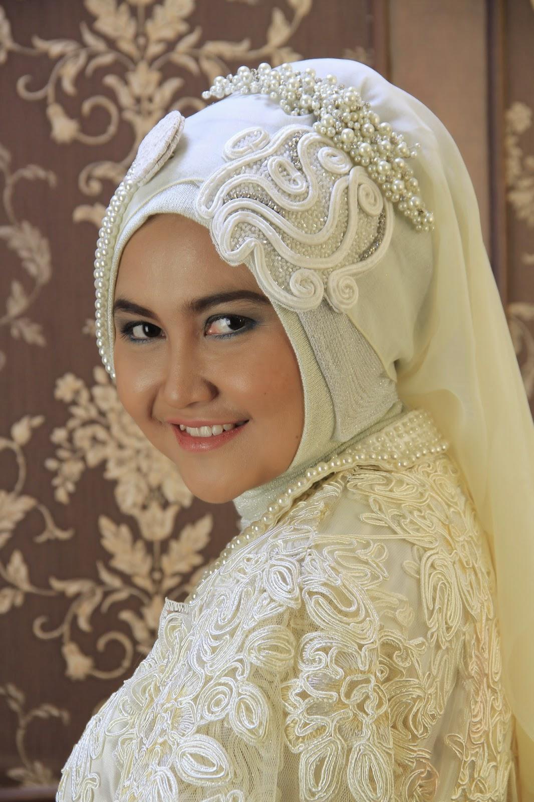 Padme Amidala Muslim Wedding Gown - Part 1 | Le Muslimah Couture