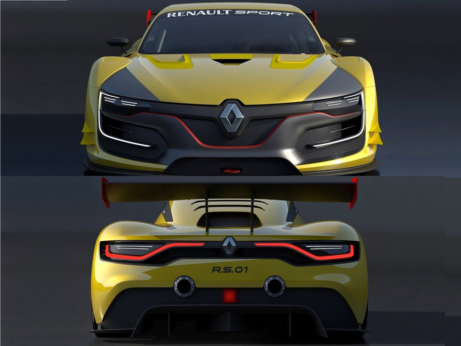 renault sport r s 01 a racing car of spectacular design built for performance car reviews. Black Bedroom Furniture Sets. Home Design Ideas