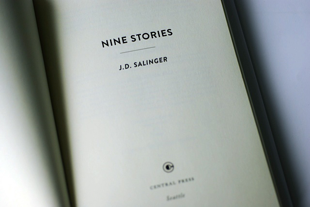 salinger nine stories essay Nine stories study guide contains a biography of jd salinger, literature essays, quiz questions, major themes, characters, and a full summary and analysis.