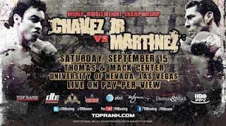 Chavez vs Martinez