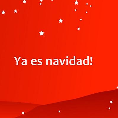 Ya es navidad!, imagen bonita navideña 2012 (imagenes para facebook )
