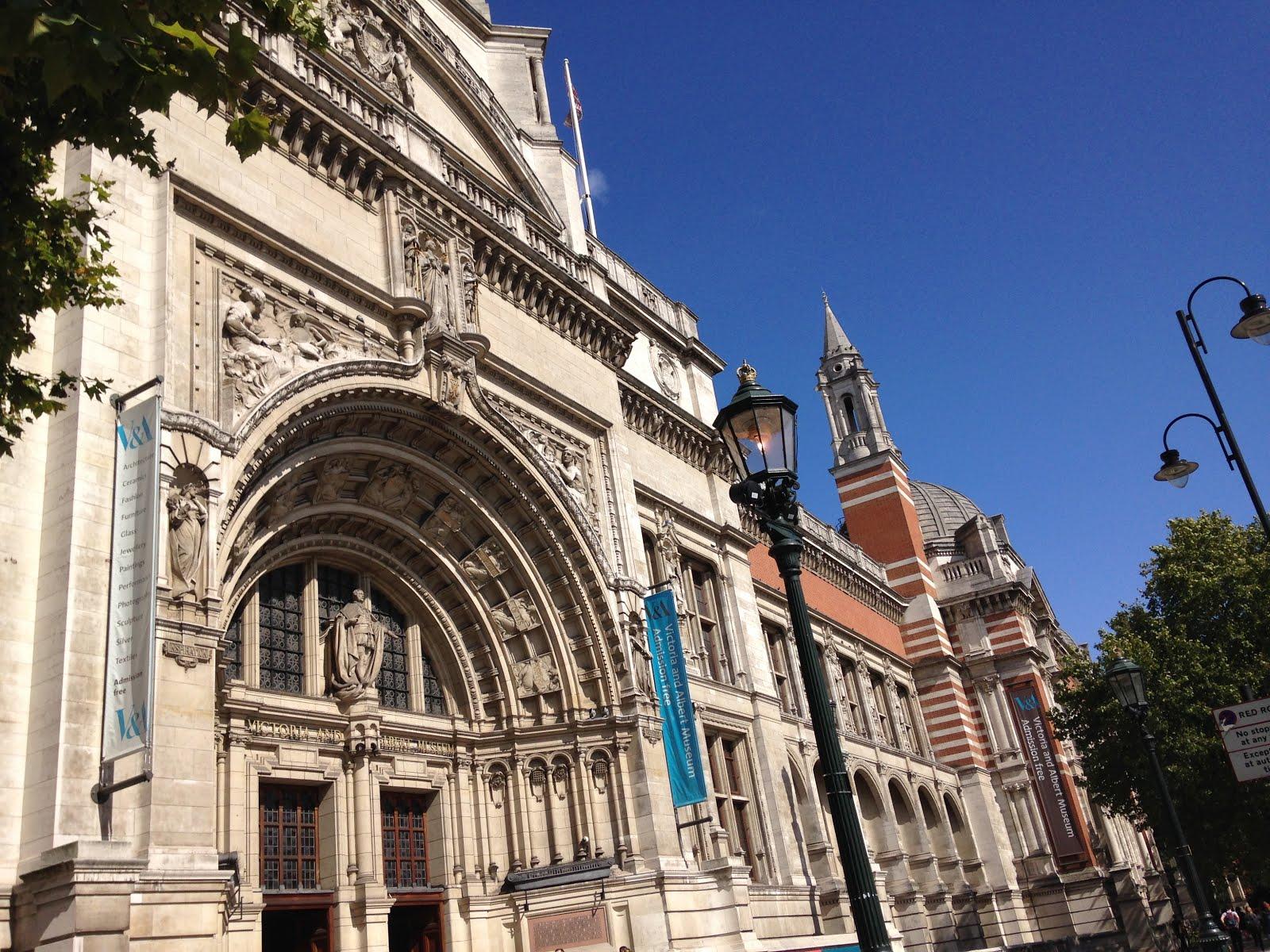 # 25 Visit the Victoria & Albert Museum