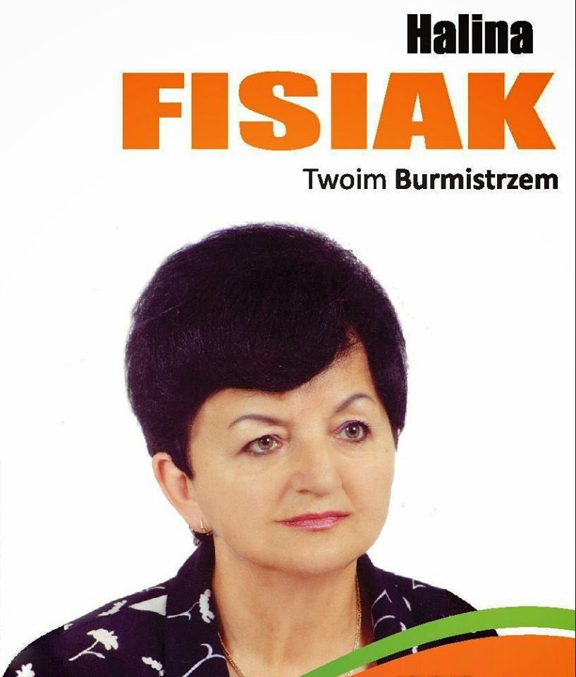 Halina Fisiak burmistrzem Konstantynowa Łódzkiego