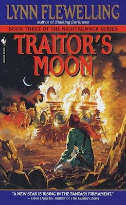 Traitor's Moon (Nightrunners Series: Book 3) by Lynn Flewelling