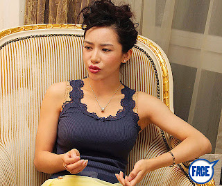 Beijing Executive Interview: Mavis Pan: Everyone treats me like a Prostitute, criticizes Raymond Lam's family