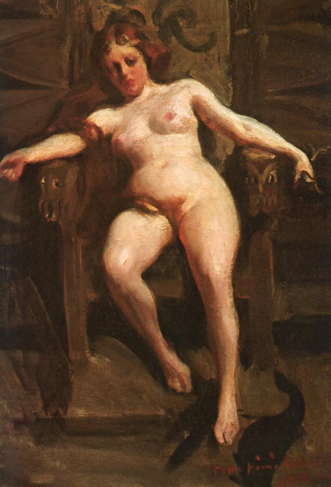 Adoration of the anus