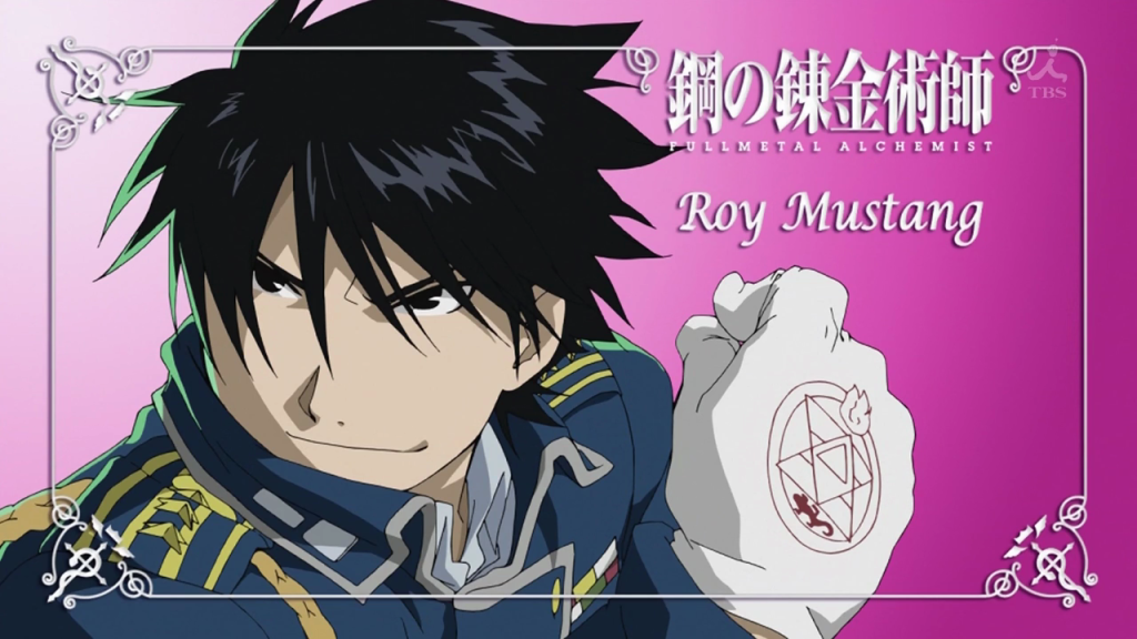 Speak Anime and Manga with Morgan!: Fullmetal Alchemist ...