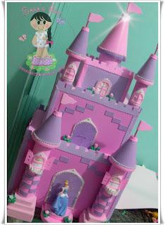 Mais Um Item Da Decora    O Das Princesas