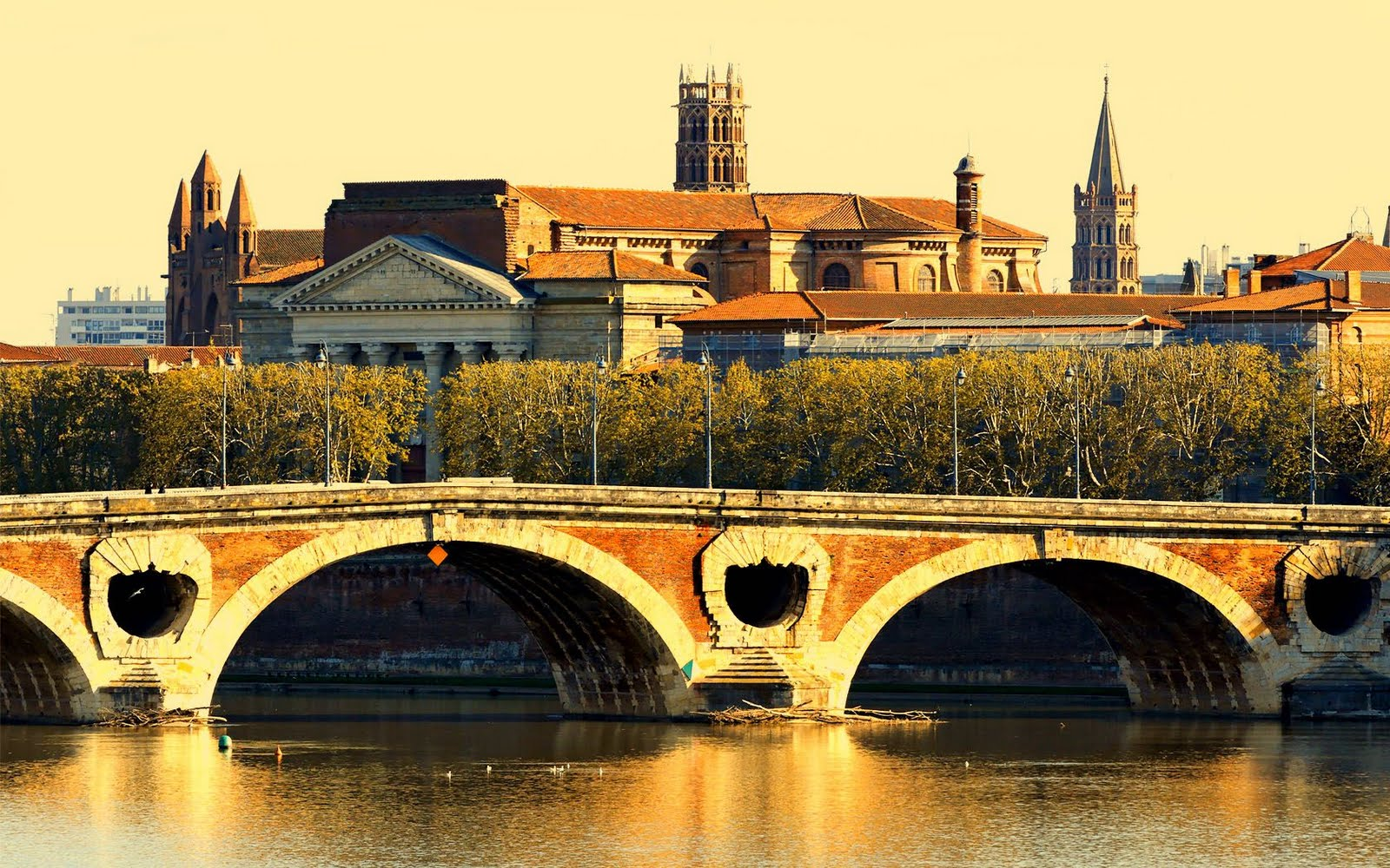 Toulouse France  city pictures gallery : toulouse france beautiful wallpaper