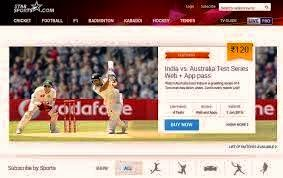 StarSports.com plans of live broadcasting icc cricket world cup 2015 in four languages.