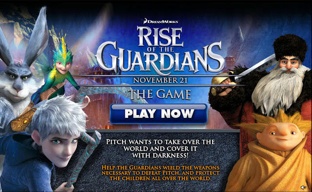 Rise of the Guardians official game screenshot