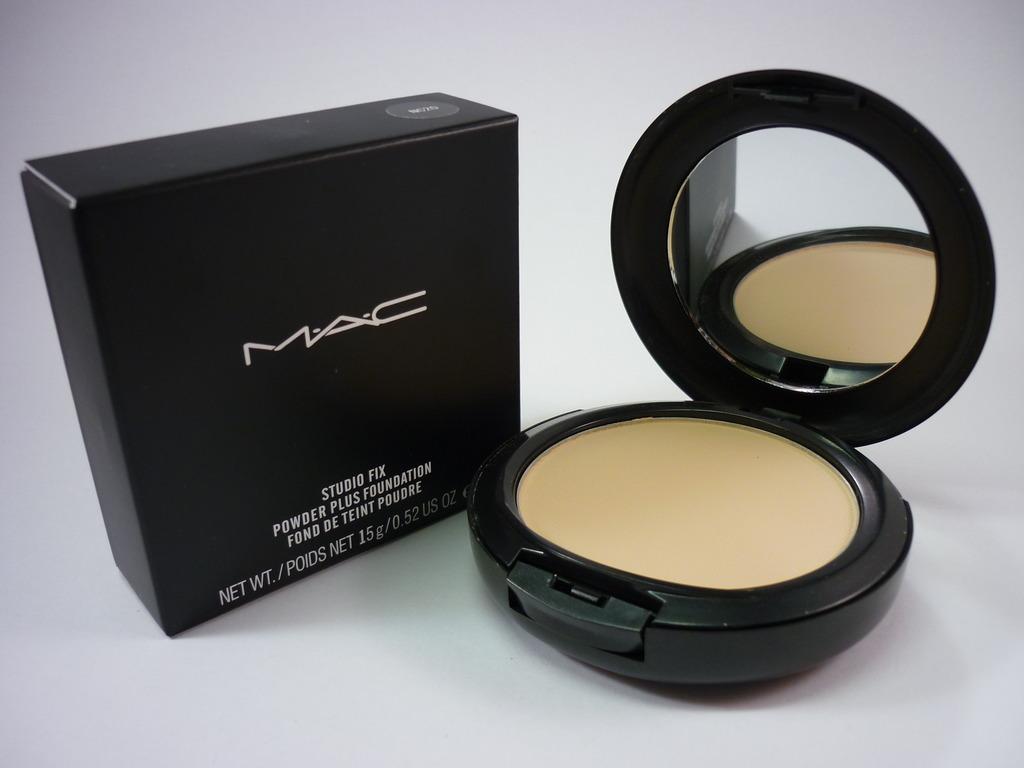 Maximized-Beauty: MAC Studio Fix Powder Plus Foundation