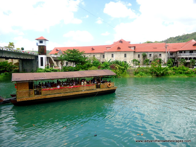 cruise time at Loboc River Bohol