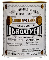 McCann's Irish Oatmeal