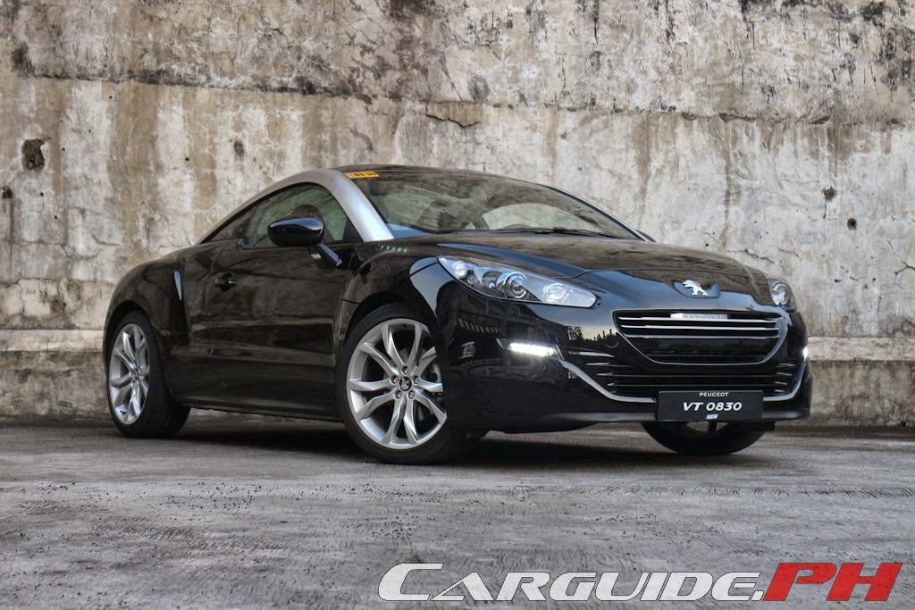 Review: 2014 Peugeot RCZ | Philippine Car News, Car Reviews ...