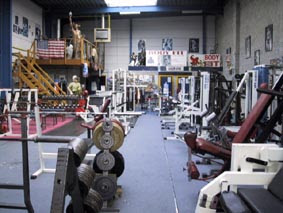 BODY-FIT Fitness body-building Turnhout