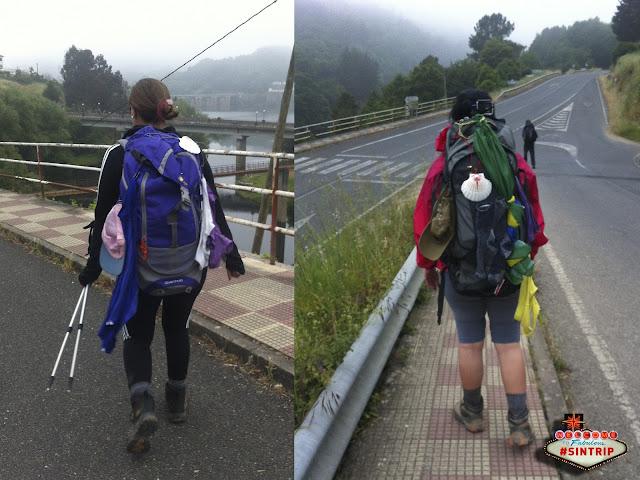 Dia 7: Caminho de Santiago (Espanha) - De Portomarín a Palas de Rei
