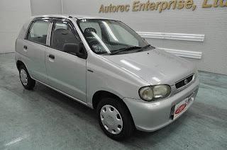 2002 Suzuki Alto To Pohnpei For Micronesia