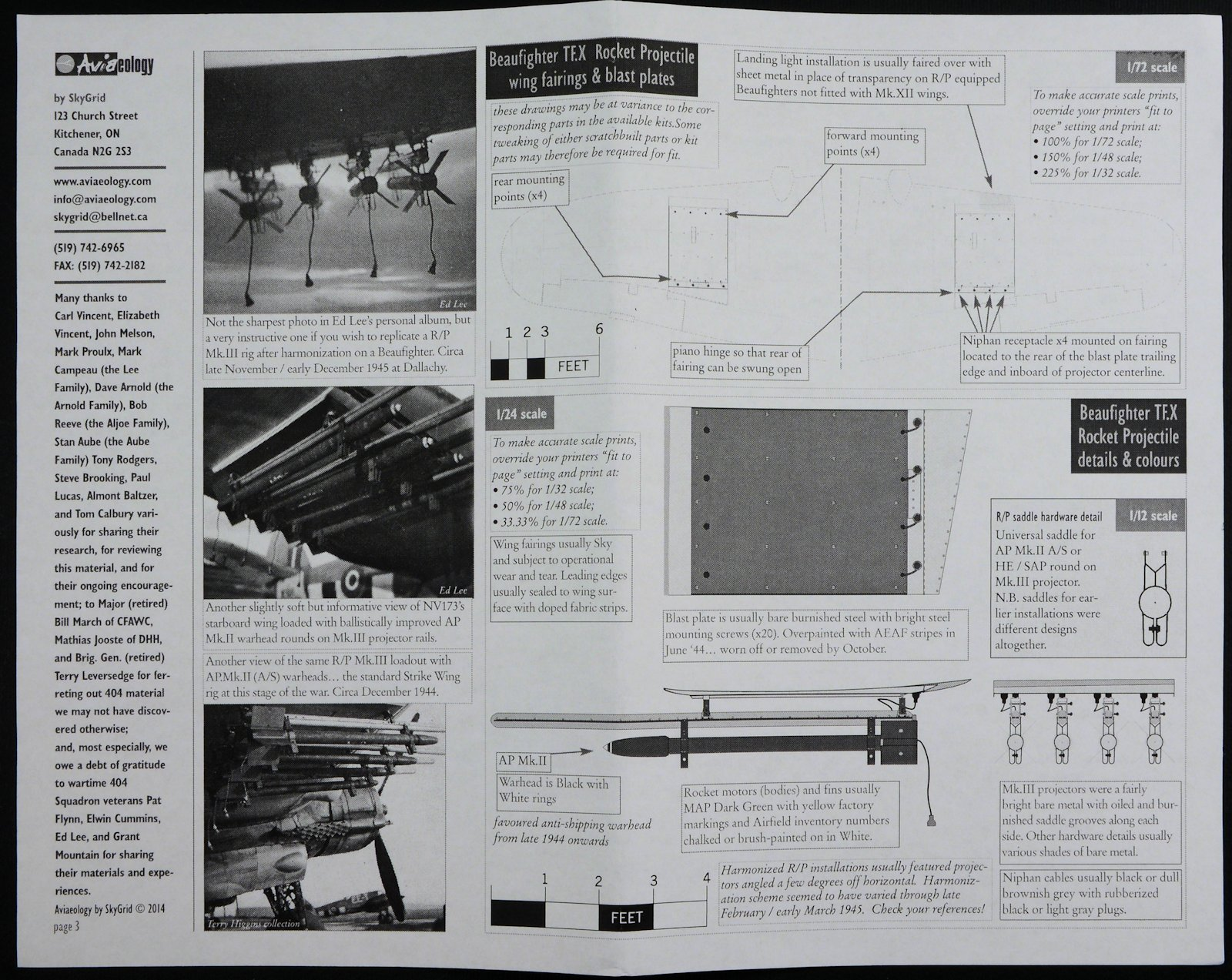 details build booklet