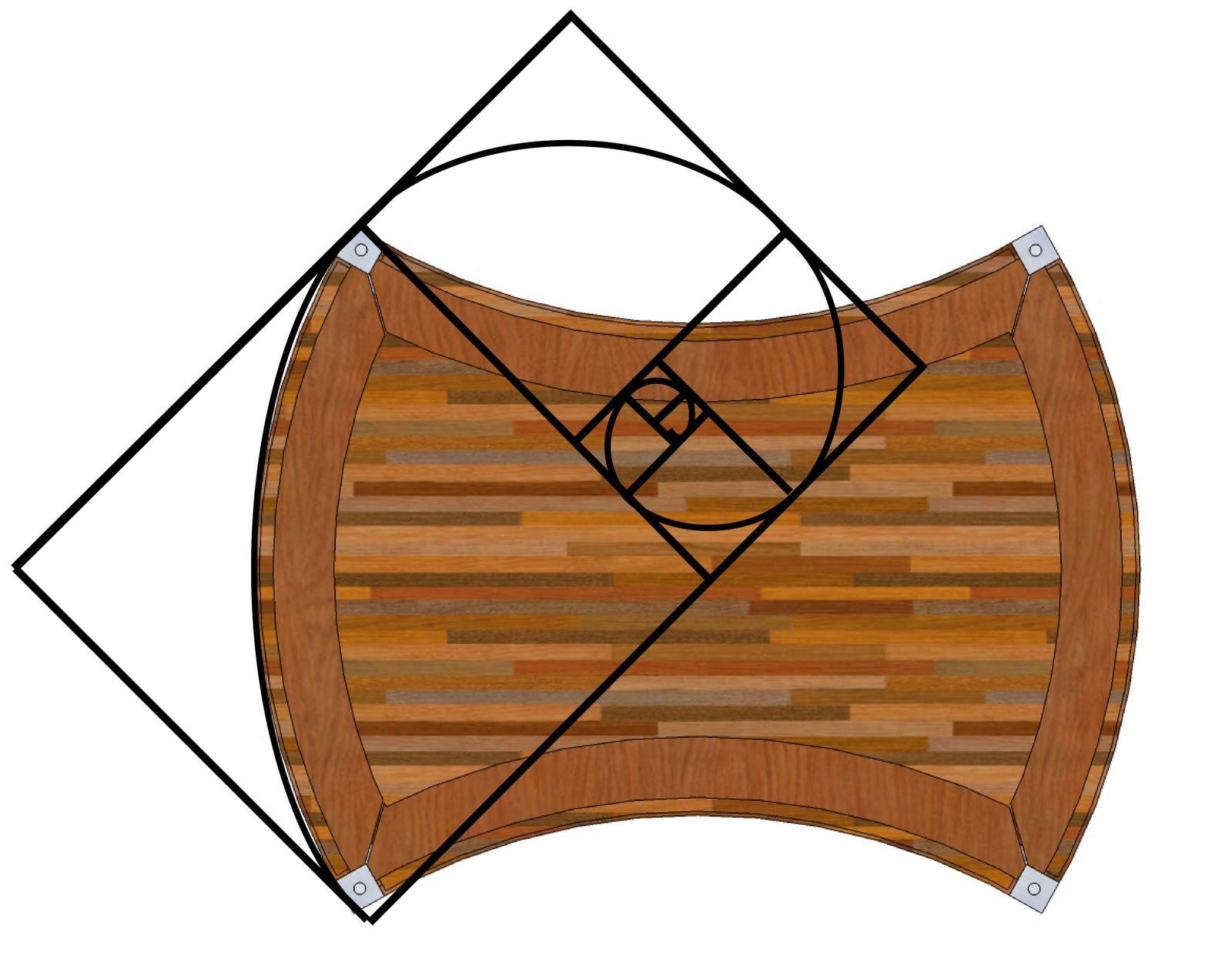 Architecture 510 beyond representation module shape for Fibonacci architecture