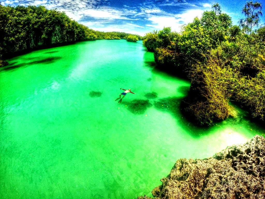 Indahnya Pulau Bair - Kai Island - Maluku Tenggara