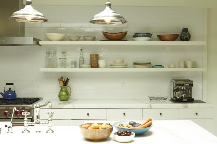 10 dise os de cocinas sin muebles altos