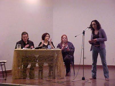"""40° Encuentro Internacional de Poetas """"Oscar Guiñazú Alvarez"""" Lectura en Mina Clavero, Traslasierra"""