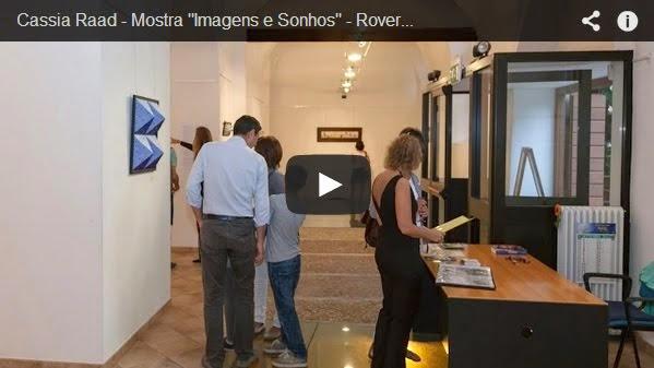 """Mostra """"Imagens e Sonhos"""" Rovereto 2014"""