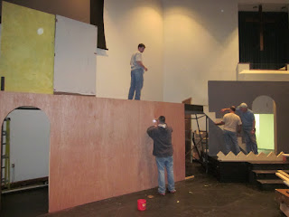 Set Design and Construction