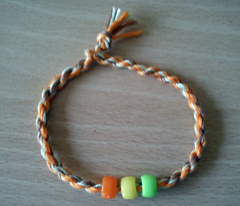 that for used as teen use the some many glow four had d thread but embroidery you different colours stopped can sticks bracelet s diys i diy like threads
