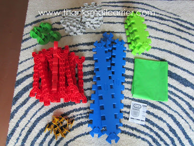 Little Tikes Tikestix pieces