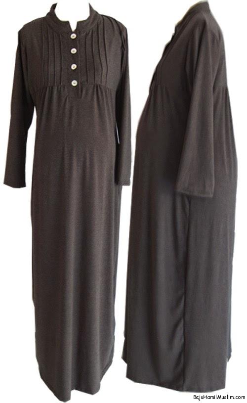 Model Terbaru Baju Hamil Gamis Untuk Kerja Model Baju