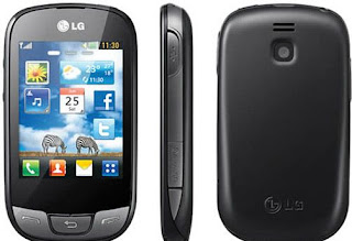 Harga Dan Spesifikasi LG T515