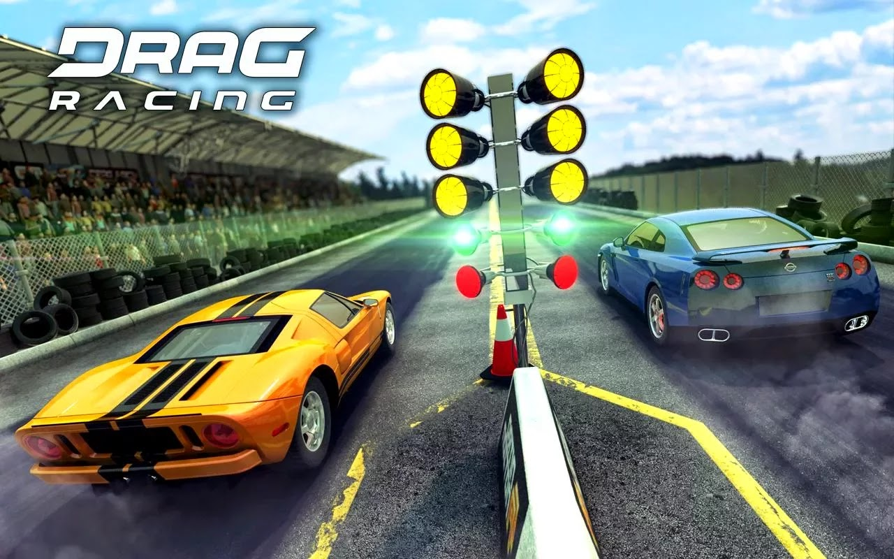 Drag Racing v1.6.27 Mod [Unlimited Everything]