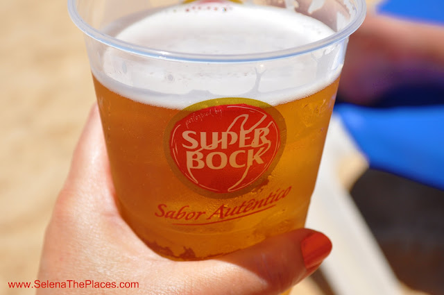 Super Bock Beer in Portugal