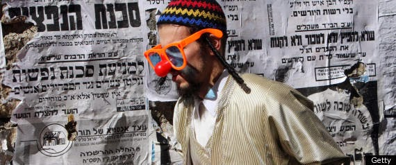 Think Fast: The mitzvot and customs of Purim