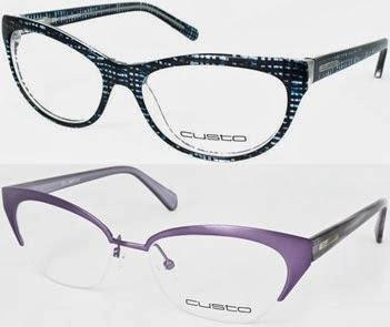 Opticalia gafas graduadas Custo colección 2014