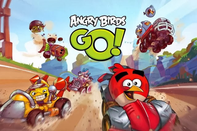 Angry Birds Go Hack Cheat Tools