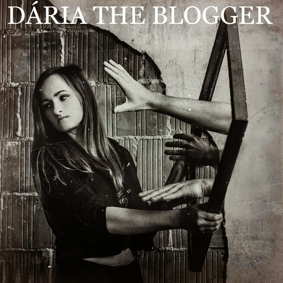 Dária the blogger