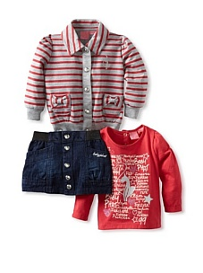 MyHabit: Save Up to 60% off Baby Phat Girls - 3-Piece Skirt, Jacket and Tee Set