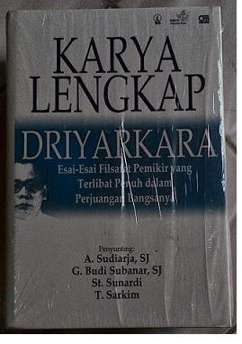 Buku Karya Lengkap Driyakarya