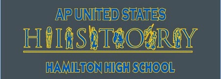Team AP US History Hamilton High School
