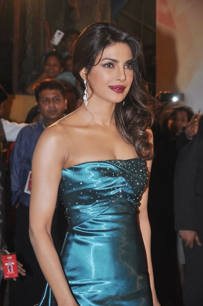 Priyanka chopra at filmfare
